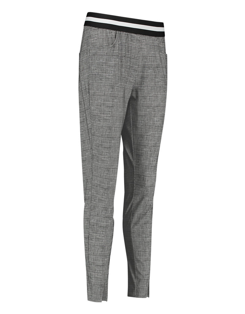 Studio Anneloes Flo check trousers