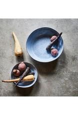 HK Living Bold & Basic ceramics: Rustic grey bowl L