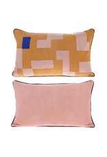 HK Living Double-sided cushion stitched squares