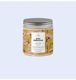 The Gift Label Himalayan Scrub - Mandarin Musk Fabulous