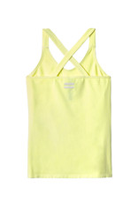 10 Days Wrapper faded fluor yellow