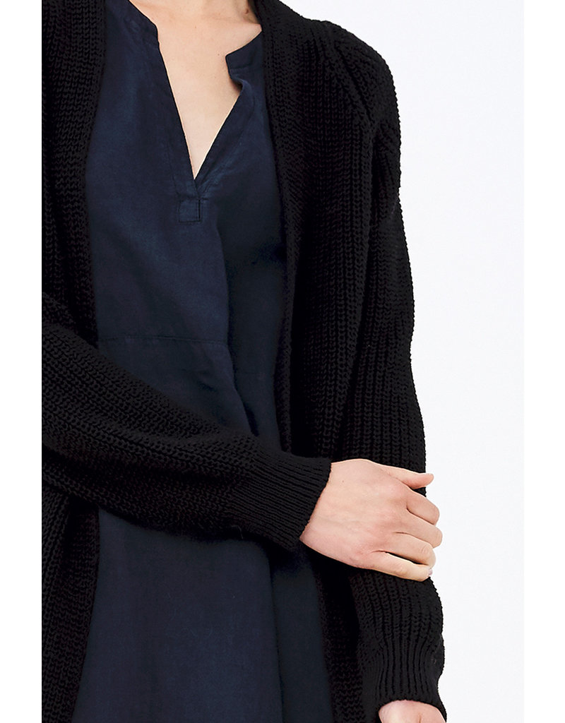 BY-BAR Berry long cardigan