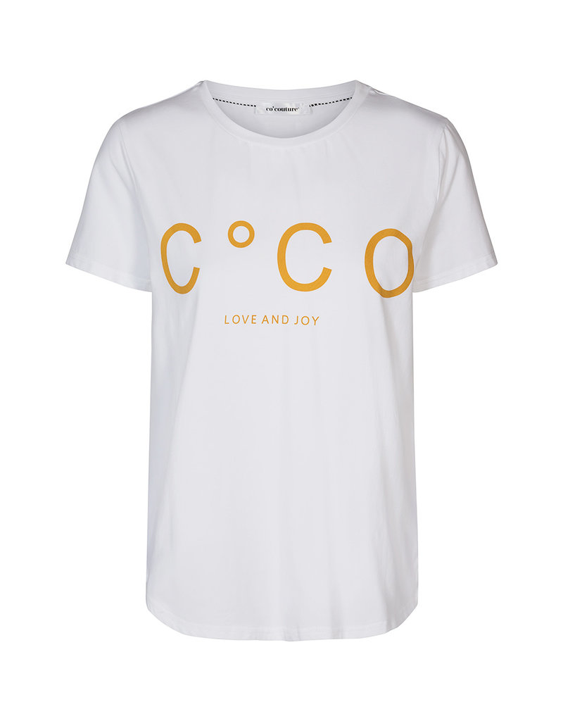 Co'Couture Coco Signature Tee