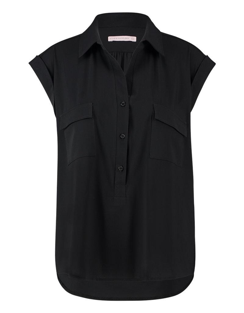 Studio Anneloes Poreen slvless blouse