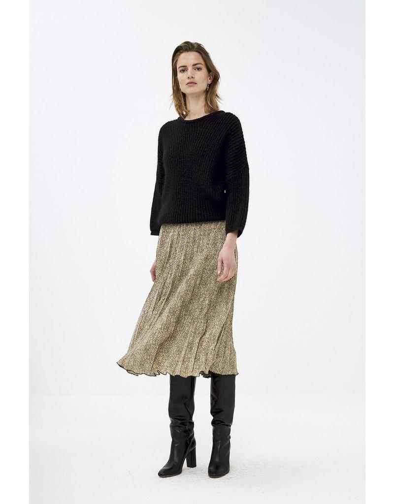 BY-BAR Maan flower skirt