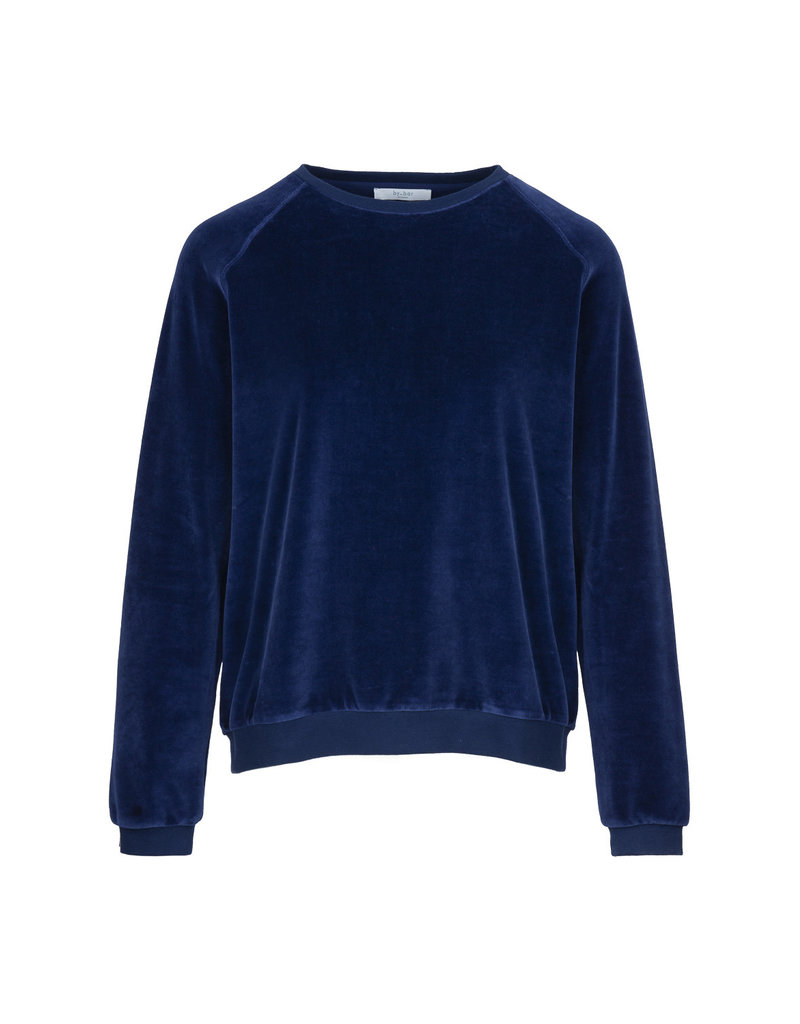 BY-BAR Teddy velvet sweater