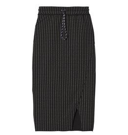10 Days Asymmetrical skirt text