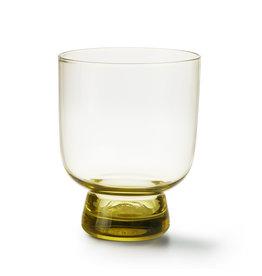 HK Living Chartreuse glass M