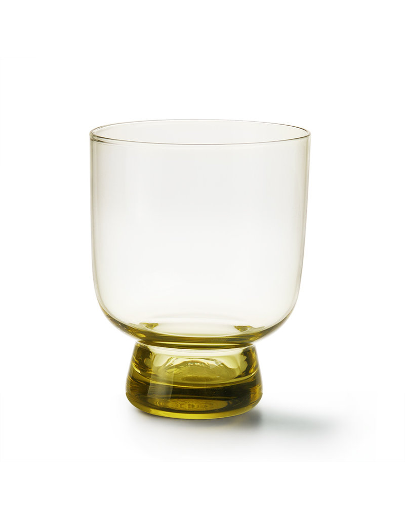 HK Living Chartreuse glass M