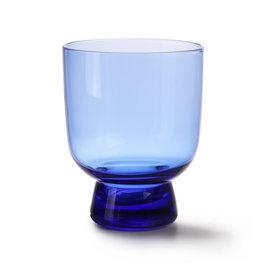 HK Living Cobalt glass M