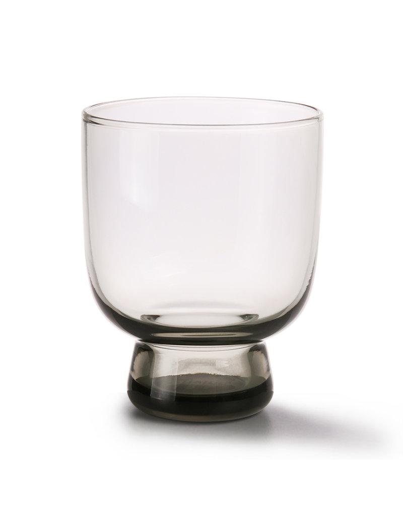 HK Living Smoked grey glass M