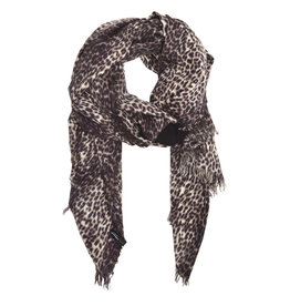 10 Days Scarf leopard