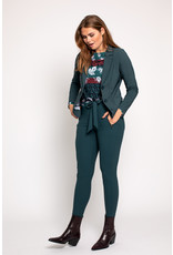 Studio Anneloes Margot trousers deep green