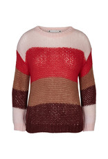 Co'Couture Fun stripe knit
