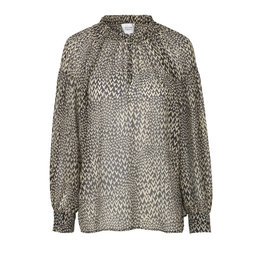 Second Female Real LS Blouse