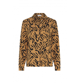 Fabienne Chapot Perfect blouse - Toffee brown