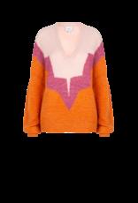 Dante 6 Savoir colourblock sweater