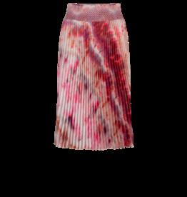 Dante 6 Leann tie dye plisse skirt