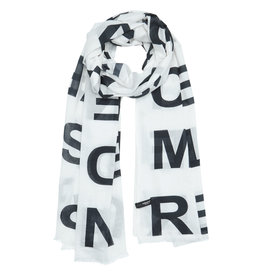 10 Days 20-918-0201 Pareo scarf slogan