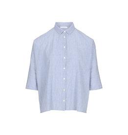 BY-BAR Norel pin stripe blouse