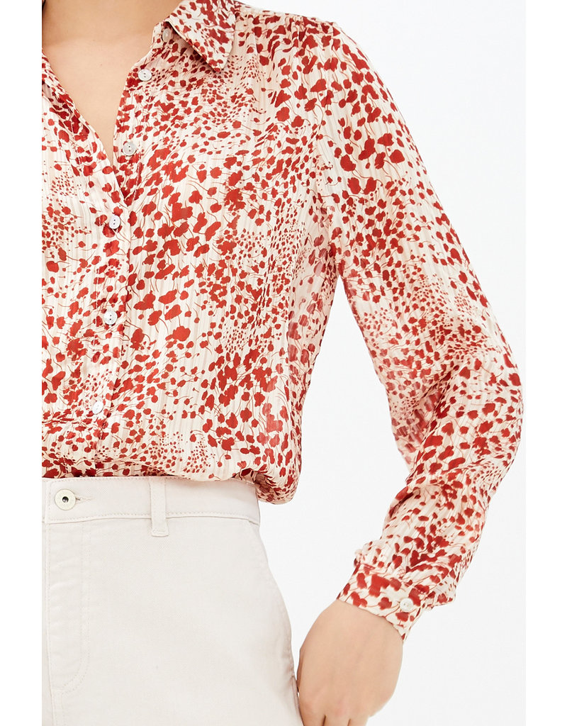 BY-BAR Cato flower blouse