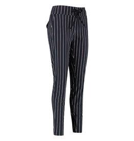 Studio Anneloes Road stipe trousers
