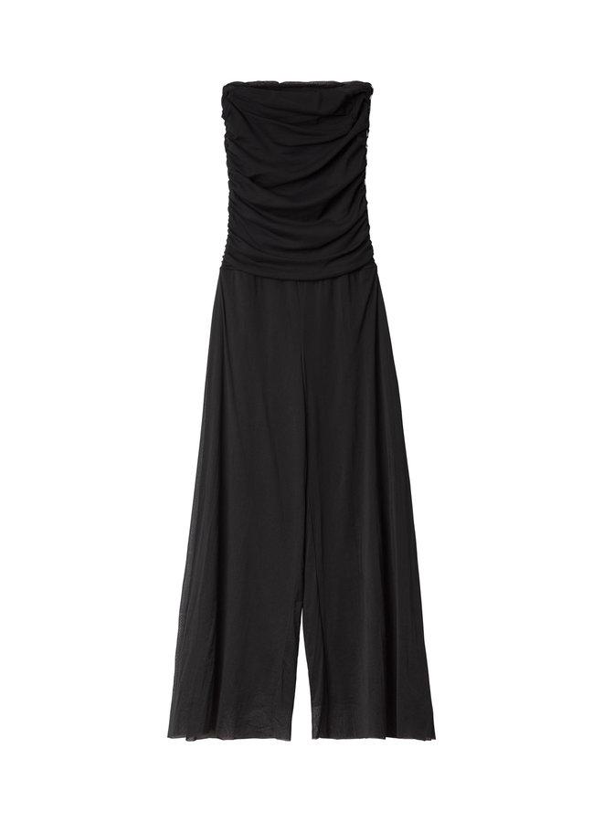 20-083-0201 Strapless jumpsuit