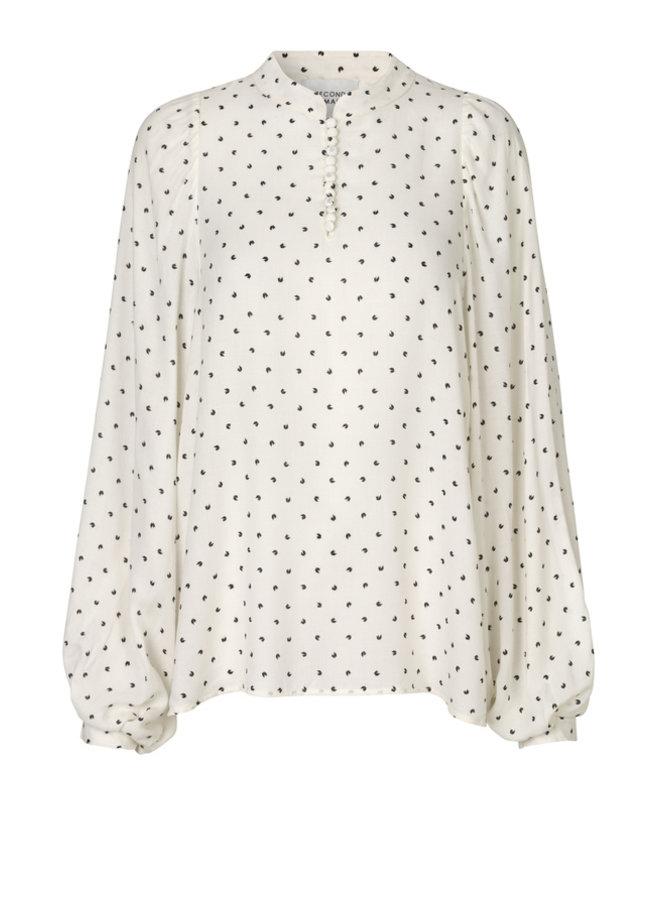 Karo LS blouse