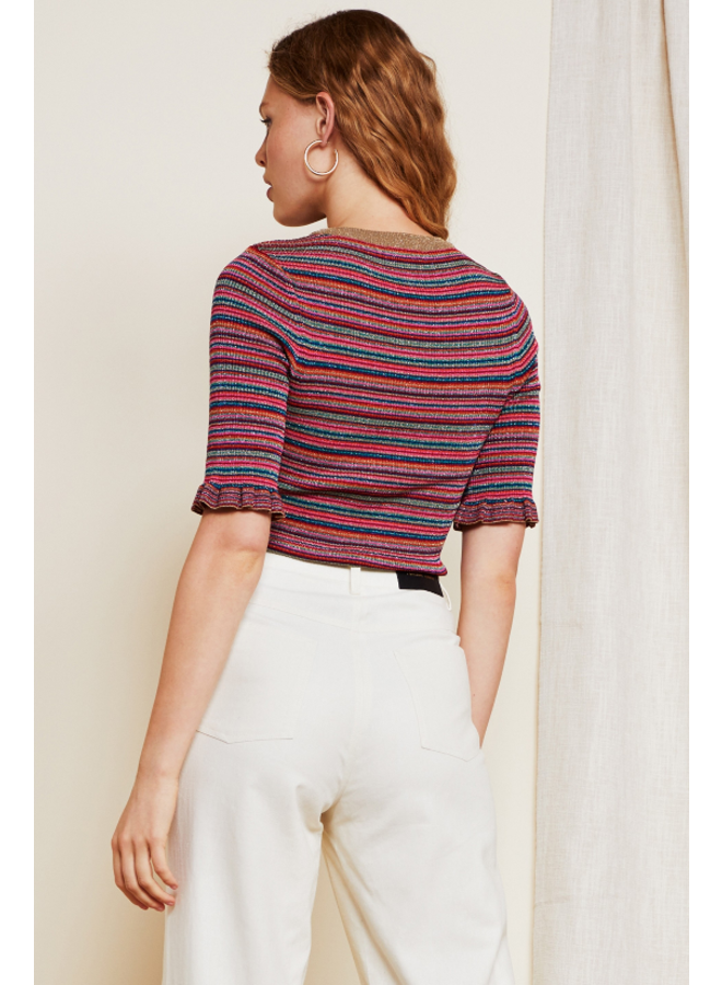 Ann short sleeve pullover