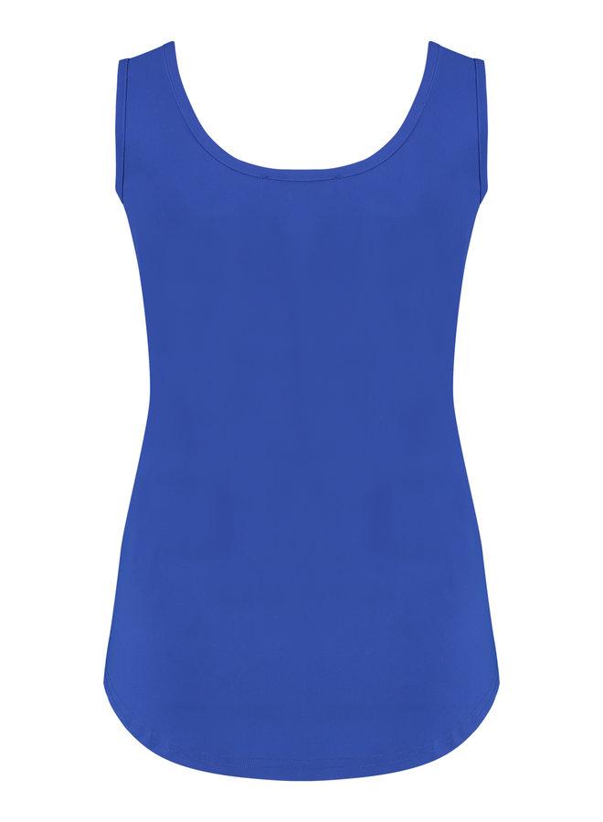 Race top - royal blue