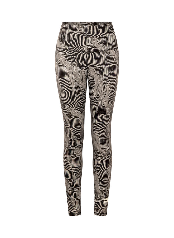 20-023-0203 Yoga leggings zebra
