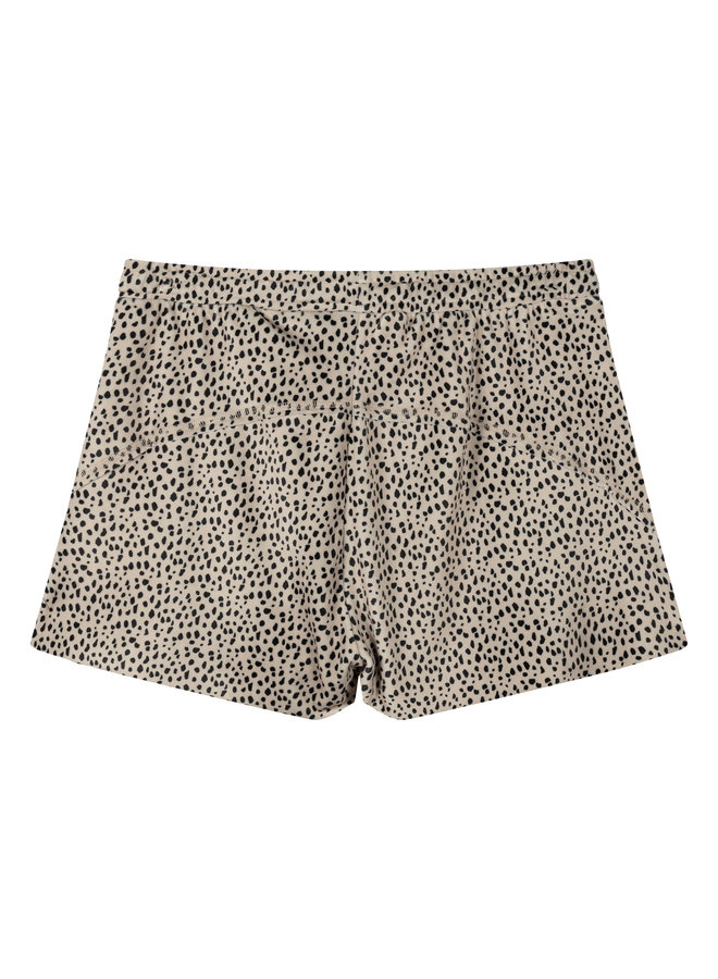 20-202-0203 Shorts velvet safari