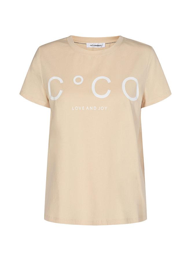 Coco signature Tee
