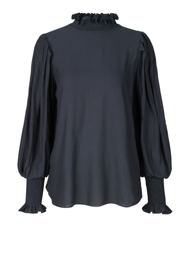Florenza blouse - black