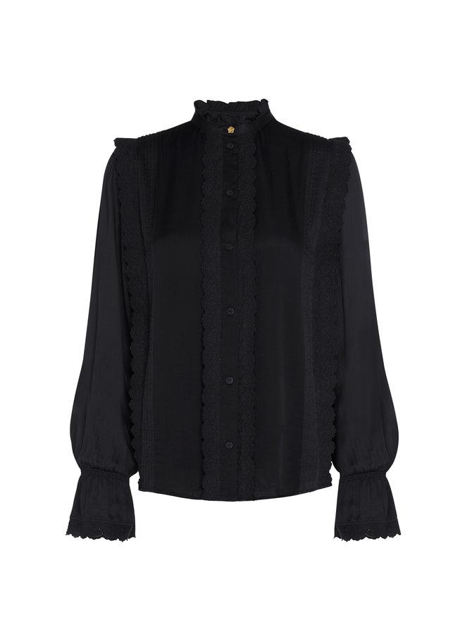 Austin blouse -Black