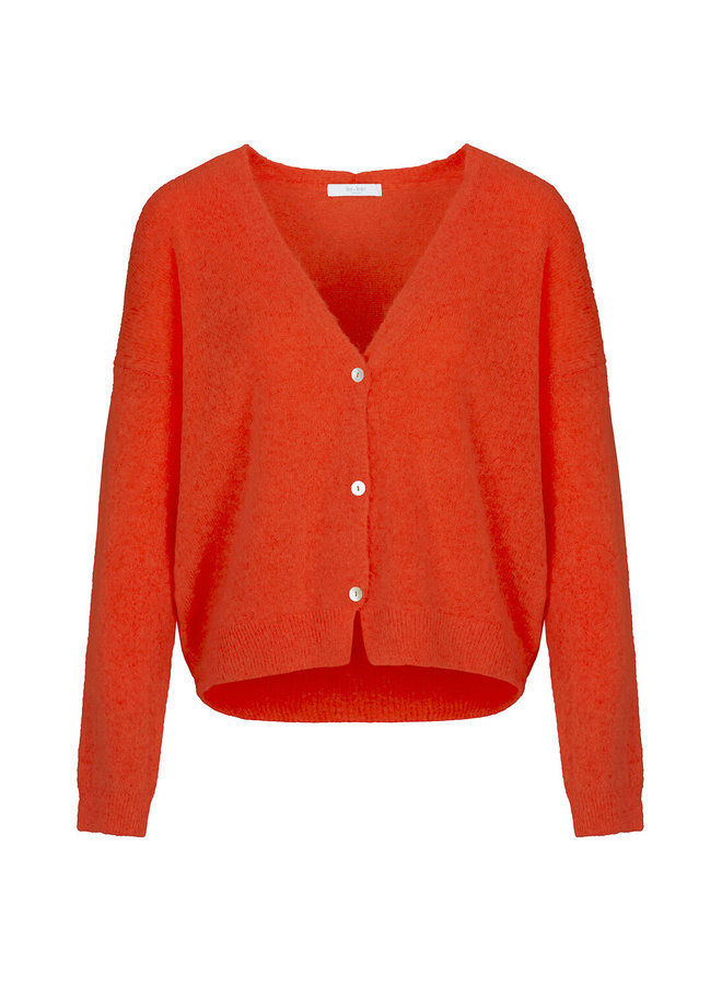 Liv cardigan - pepper