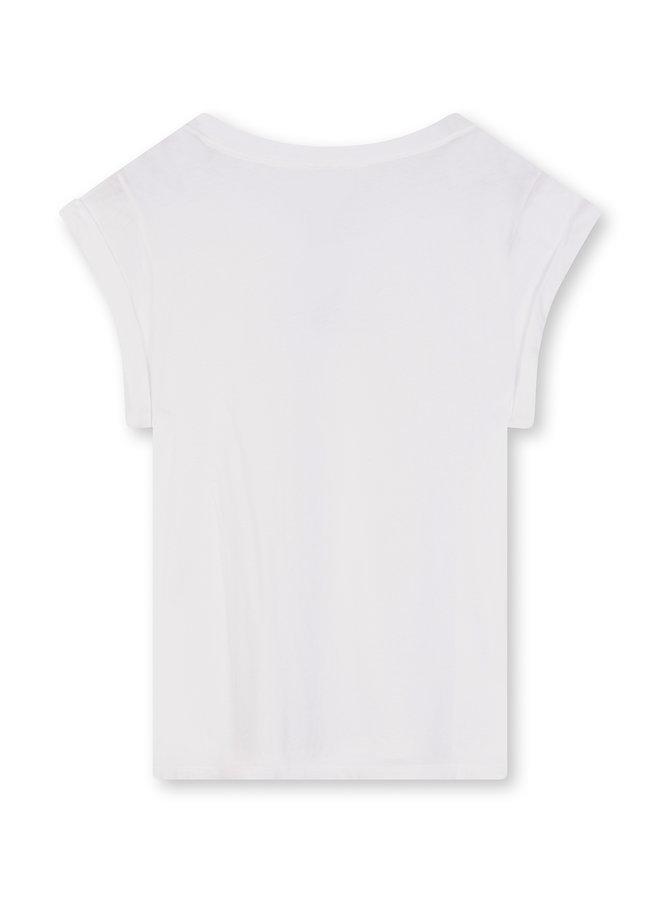 20-753-1203 Tee I love 10days - white