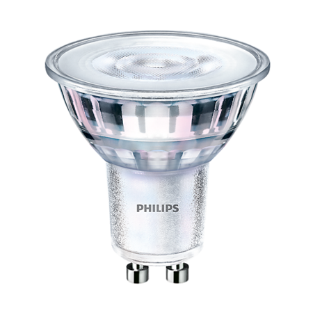 Philips 4 watt Dimbare Philips Kantelbare LED Inbouwspot  Niek | Mat wit rond