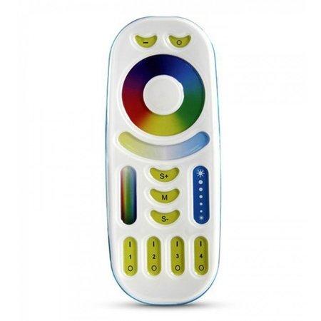 Mi.Light Led inbouwspot Stanley - 6  watt - RGB+CCT - Dimbare kleuren