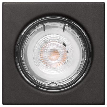 Philips LED Inbouwspot Roan - Dimbaar - Philips - Mat Zwart