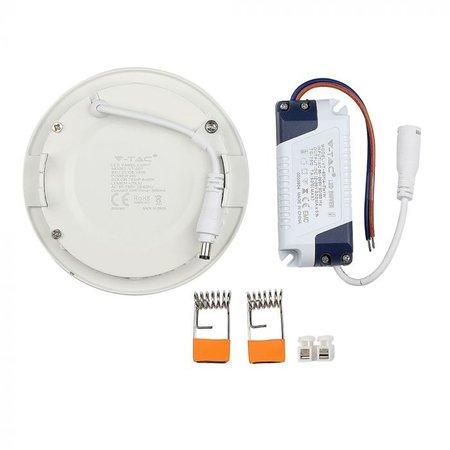 V-Tac Led Spot Jesse - 6 watt - inbouwspot - SlimLine - Warm wit - 3000k