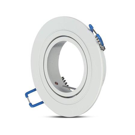 Philips LED Inbouwspot Niek - Dimbaar - Philips - Mat Wit