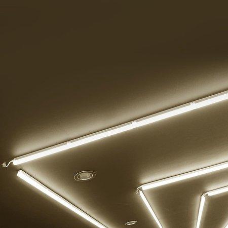 Blinq88 LED T5 Armatuur |  Geïntegreerde  LED - 120CM - 18W - 4000K - Neutraal wit