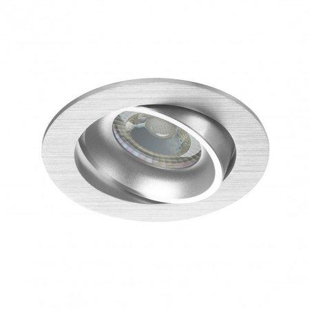 Philips LED Inbouwspot - Kaat - Dimbaar - Philips - Geborsteld