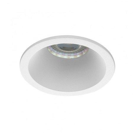 OutledTL Led Spot Tijn  - Inbouwspot - Dimbaar - Verdiept - Rond  - Mat Wit