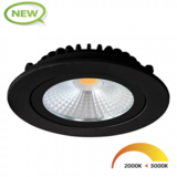 OutledTL Led Inbouw Spot Alexios - 5 watt - Dim to Warm - 25MM - Inbouwdiepte