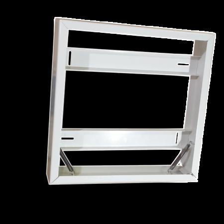 Blinq88 Opbouwframe voor backlight led paneel 60 x 60 CM