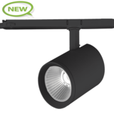 Blinq88 Led Railspot zwart - 30W - 38° - 3 fase -  CRI>97
