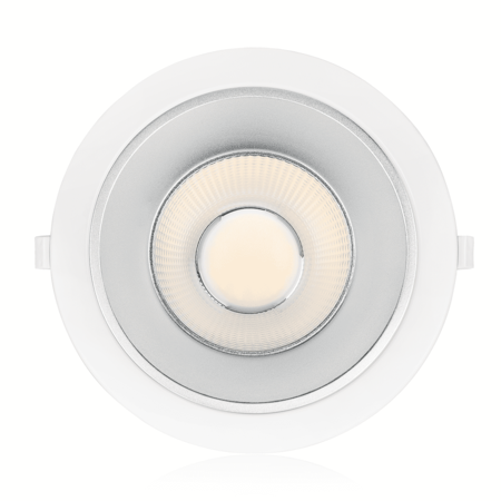 Blinq88 LED Downlight Reflector  -  Tri Color - 10 Watt -   Zaagmaat Ø90-102 mm