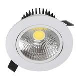 OutledTL Led Spot Milan - 5 watt  - Dimbaar - Inbouwspots - Warm wit - 2700K